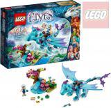 LEGO ELVES Dobrodru�stv� s vodn�m drakem 41172 STAVEBNICE