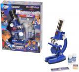 MAC TOYS Mikroskop d�tsk� s dopl�ky max. zv�t�en� 600x