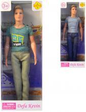 Defa panák Kevin 31cm různé druhy trendy obleček panenka v krabičce