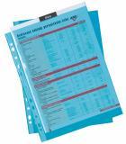 Prospektový obal A4 PH 101 hladký modrý