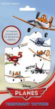 Tetování dětské Disney Letadla (Planes) 12 tetovaček