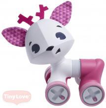 TINY LOVE Baby koloušek jezdící chrastící Florence 16cm plast pro miminko