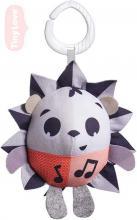 TINY LOVE Baby ježeček hudební Marie s klipem na baterie pro miminko Zvuk