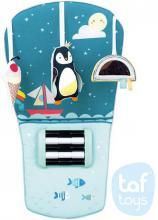 TAF TOYS Baby pult hrací závěsný Severní pól do auta pro miminko