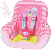 ZAPF BABY BORN Sedačka bezpečnostní do auta pro panenku miminko
