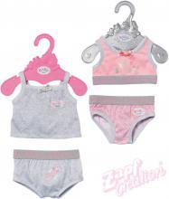 ZAPF BABY BORN Obleček prádlo pro panenku miminko set tílko + kalhotky různé druhy