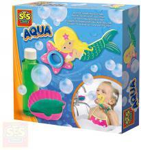 SES CREATIVE Výroba bublin ve vaně bublifuk mořská panna do vany