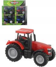 Teamsterz traktor 1:32 plast 3 barvy v krabičce