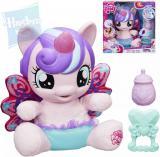 HASBRO MLP My Little Pony miminko Flurry Heart poník set s chrastítkem a lahvičkou