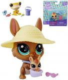 HASBRO LPS Littlest Pet Shop zvířátko set maminka + miminko 3 druhy
