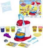 HASBRO PLAY-DOH Mixér rotační malý pekař set modelína 5 kelímků s doplňky