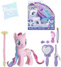 HASBRO MLP My Little Pony Magický vlasový salon kadeřnický set poník s doplňky