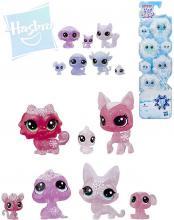 HASBRO LPS Zvířátka z ledového království set 7ks Littlest Pet Shop