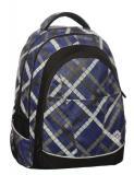 Studentský batoh FUNNY 0115 A BLUE - Výprodej