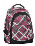 Studentský batoh dívčí FUNNY 0115 B PINK - Výprodej