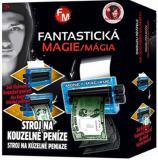 Pavel Kožíšek Stroj na peníze kouzelnická sada fantastická magie