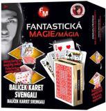 Pavel Kožíšek Balíček karet Svengali kouzelnická sada fantastická magie