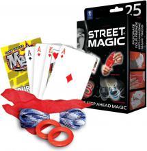 Fantastická magie: Úžasné triky a iluze sada kouzel v krabici