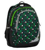 Školní batoh pro kluky a holky Bagmaster MAXVELL 8 B