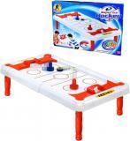 Hra vzdušný hokej stolní Air Hockey v krabici plast *SPOLEČENSKÉ HRY*