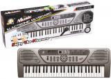Pianko elektronické 54 kláves dětský keyboard na baterie