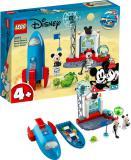 LEGO DUPLO Kosmonauti Mickey a Minnie 10774 STAVEBNICE