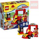 LEGO DUPLO Mickeyho závodní auto 10843 STAVEBNICE