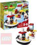 LEGO DUPLO Mickeyho loďka 10881 STAVEBNICE