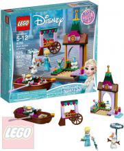 LEGO PRINCESS Elsa a dobrodružství na trhu Frozen STAVEBNICE 41155