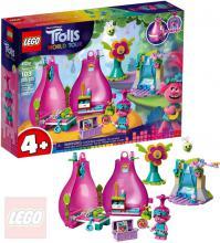 LEGO TROLLS Poppy a její dům 41251 STAVEBNICE