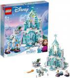 LEGO PRINCESS FROZEN Elsa a její kouzelný ledový palác 43172 STAVEBNICE