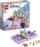 LEGO PRINCESS Kniha Anna a Elsa Frozen (Ledové Království) 43175 STAVEBNICE