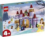 LEGO PRINCESS Bella a zimní oslava na zámku 43180 STAVEBNICE