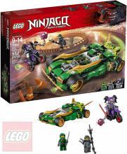 LEGO NINJAGO Nindža Nightcrawler 70641 STAVEBNICE