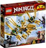 LEGO NINJAGO Zlatý drak 70666 STAVEBNICE