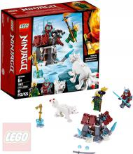 LEGO NINJAGO Lloydova cesta 70671 STAVEBNICE