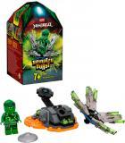 LEGO NINJAGO Spinjitzu úder – Lloyd 70687 STAVEBNICE