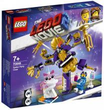 LEGO MOVIE Párty parta ze Sestrálního systému 70848 STAVEBNICE