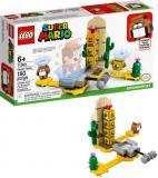 LEGO SUPER MARIO Pouštní Pokey rozšíření 71363 STAVEBNICE
