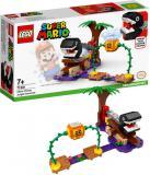 LEGO SUPER MARIO Chain Chomp a setkání v džungli 71381 STAVEBNICE