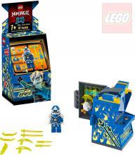 LEGO NINJAGO Jayův avatar arkádový automat 71715 STAVEBNICE