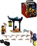 LEGO NINJAGO Epický souboj – Cole vs. přízračný válečník 71733 STAVEBNICE