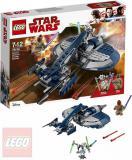 LEGO STAR WARS Bojový speeder generála Grievouse 75199 STAVEBNICE