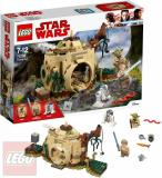 LEGO STAR WARS Chýše Mistra Yody 75208 STAVEBNICE