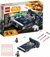 LEGO STAR WARS Han Solův pozemní speeder 75209 STAVEBNICE