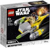 LEGO STAR WARS Mikrostíhačka Starfighter Naboo 75223 STAVEBNICE