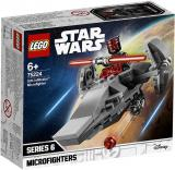 LEGO STAR WARS Mikrostíhačka Sithů 75224 STAVEBNICE