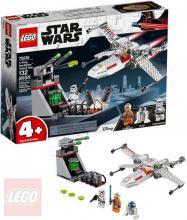 LEGO STAR WARS Útěk z příkopu se stíhačkou X-Wing 75235 STAVEBNICE