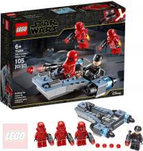 LEGO STAR WARS Bitevní balíček sithských jednotek 75266 STAVEBNICE