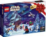 LEGO STAR WARS Kalendář adventní 75279 STAVEBNICE